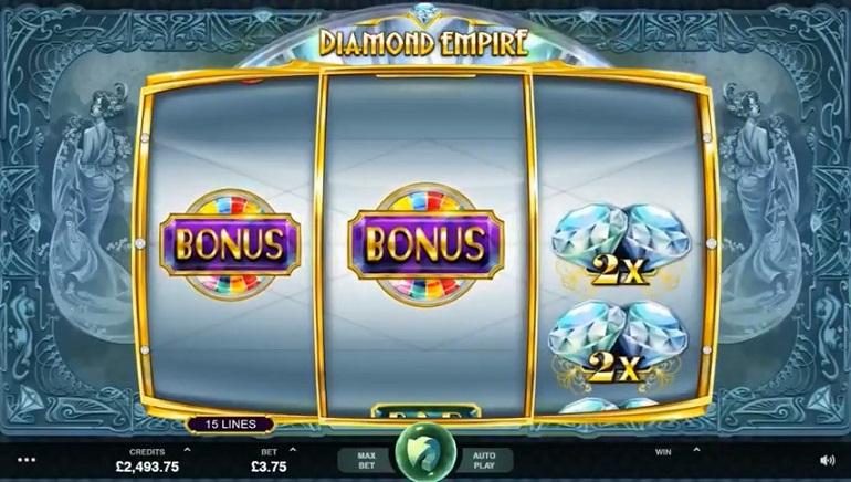 Microgaming-ის 2 ახალი Slot-ი გამოდის აპრილში: Dream Date და Diamond Empire
