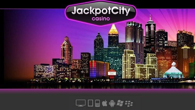 კაზინო Jackpot City-ს დემონსტრაცია მობილური პლათფორმისთვის