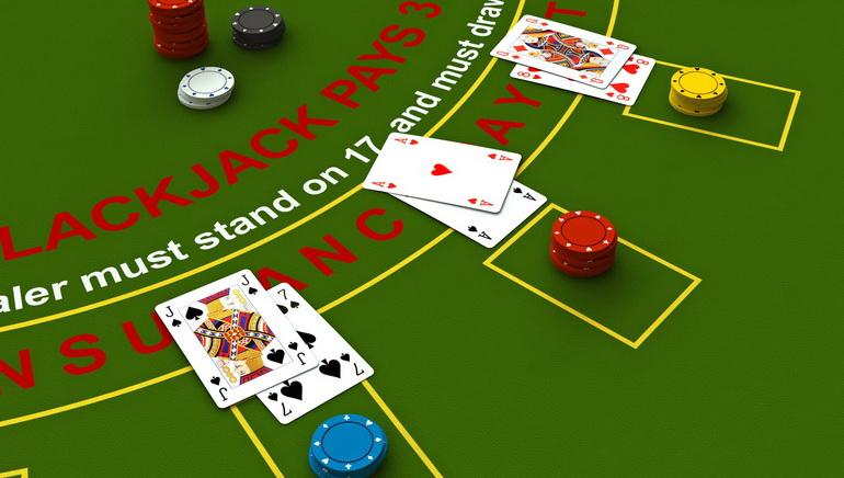 ონლაინ  Blackjack