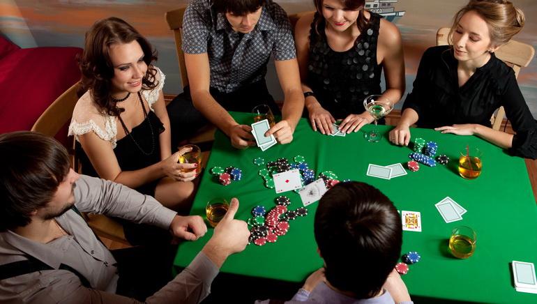 ნაღდი ფულის Poker