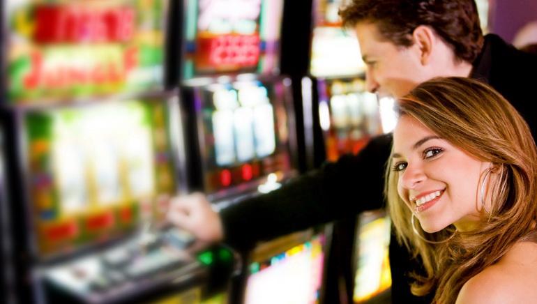 ნაღდი ფულის Slot-ები