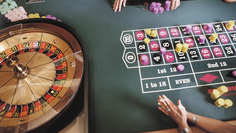 ნაღდი ფულის Roulette