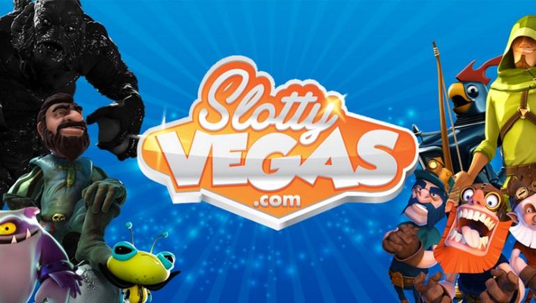 იანვრის თვეში, Slotty Vegas-ში - დამატებითი დატრიალება დამატებითი მოგებებისათვის